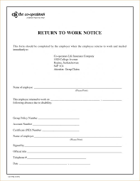 Get your medical release document today. Return To Work Doctors Note Template Doctors Note Template Doctors Note Return To Work