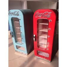 Vending Machine Fridge Impressive 48L 48cans48mlmini Fridge Vending Machine Style For US Global