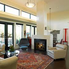 Persian Rug Living Room Persian Rug Living Room Contemporary Remodeling Ideas With Open