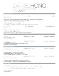 Two Column Resume Template Word Best Of Updated And Work Sample