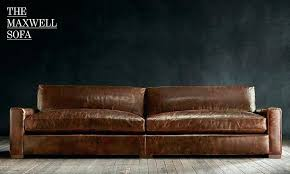 restoration hardware leather couch. Restoration Hardware Maxwell Leather Sofa Astounding Benches Colors About Couch