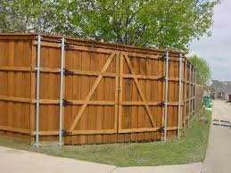 Double fence gate Sliding Gate Double Gates Can Be Constructed In Many Sizes And Shapes To Incorporate Whatever Need You May Have From Parking Car Boat Trailer Or Whatever The Home Depot Cedar Creek Fences Pergolas Arbors And Gates