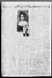 San Antonio Express. (San Antonio, Tex.), Vol. 47, No. 217, Ed. 1 Sunday,  August 4, 1912 - Page 38 of 64 - The Portal to Texas History