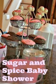 Real Parties Sugar U0026 Spice Baby Shower  Hostess With The MostessSugar And Spice Baby Shower Favors