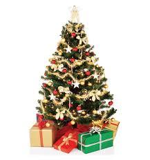 Christmas Tree  December Activities Calendar