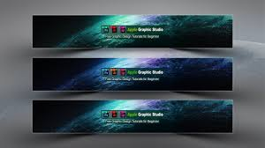 Youtube Photoshop Design How To Design A Youtube Channel Art Photoshop Tutorial