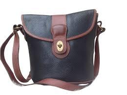 coach handbags handbags leather black ref 45111