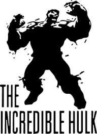 The Incredible Hulk Logo Vector (.EPS) Free Download