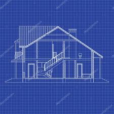 Best Interesting Architectural Background On Graph Paper Cross