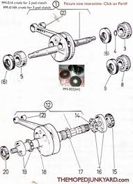 puch puch engine crank seals 4 subcategories