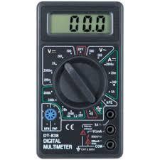Отзывы о <b>Мультиметр DT</b>-838