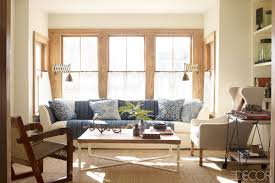 Modern Country Decorating For Living Rooms Spare Modern Country Chic In Elle Decor