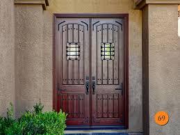 Contemporary Front Doors Oak Iroko And Other Woods Bespoke Doors