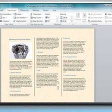 How To Make A Trifold Brochure In Word 2007 Download Free Tri Fold Brochure Template For Mac Business Design