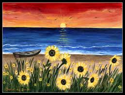 Image result for summer painting
