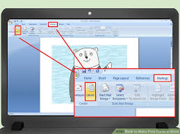 Create Postcard In Word 3 Ways To Make Post Cards In Word Wikihow