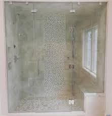 best tempered glass shower door