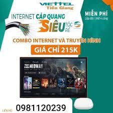 Lắp đặt wifi truyền hình cáp viettel - Home