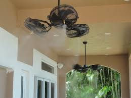 best outdoor ceiling fans with regard to misters inspirations for within outdoor ceiling fans with lights