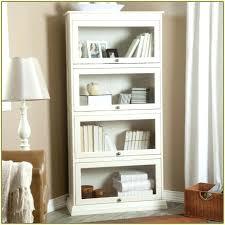 bookcase glass doors white bookshelves with glass doors tall bookcase house antique bookcase with glass doors