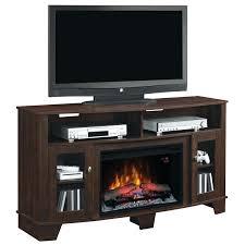 electric fireplace tv console 4 shelf dark cherry electric fireplace tv console