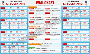 World Cup Planner Chart 2018 Image Result For Fifa World Cup 2018 Schedule Fifa World