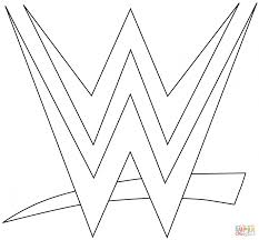 Small Picture Wwe Logo Coloring PagesLogoPrintable Coloring Pages Free Download
