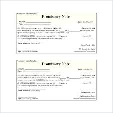 Basic Promissory Note Extraordinary Free Simple Promissory Note Template Secured Promissory Note