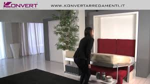 Letto A Scomparsa Ikea Prezzi : Letto a scomparsa matrimoniale con divano ito clei