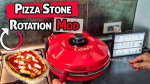 My g3 ferrari pizza express delizia instructions have been accidentally scorched and consequently illegible. Pizza Stone Rotation Mod With Just 2 For Spice Caliente G3 Ferrari Delizia Ovens Youtube