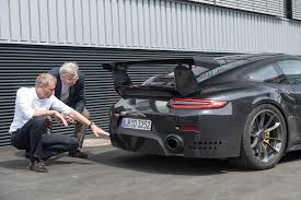 2018 porsche 911 gt2 rs. beautiful gt2 the pack includes composite sway bars a titanium rollcage magnesium  wheels and thinner roof skin while masochists may delete air conditioning  with 2018 porsche 911 gt2 rs o