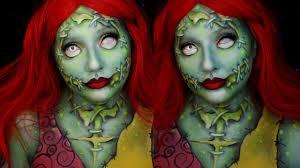 radioactive sally nightmare before makeup tutorial