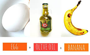 famous oily hair mask