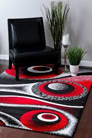 red black and gray area rugs com 1504 red 710x106 area rug carpet large new kitchen red black and gray area rugs