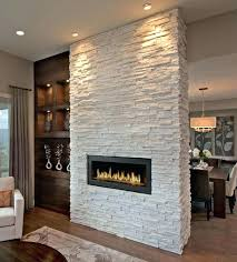 gorgeous white rock fireplace fireplace white painted river rock fireplace