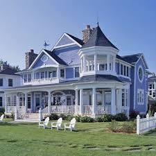 Victorian-Style Home Ideas. Modern Victorian HousesVictorian ...