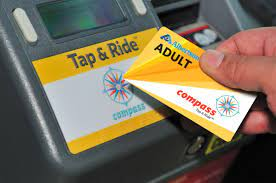 Simply load fare products onto a card, and travel with ease. Fix The Compass Card