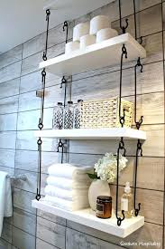 bathroom shelves decor. Decorative Shelves Ideas 4 Creative Bathroom Shelf Decor