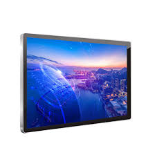 china best 4k screen lcd player 65 inch