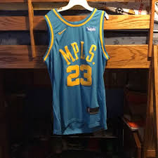 new Throwback Lebron Lakers Jersey m Sz James