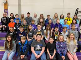Allendale 2nd quarter JH Honor Roll