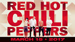 red hot chili peppers tour schedule