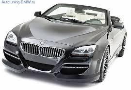 <b>Аэродинамический обвес</b> Hamann для BMW F13 6-серия ...