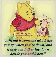 Pooh And Pigletfriends Forever Journaling Pinterest Winnie Unique Pooh Quotes About Friendship