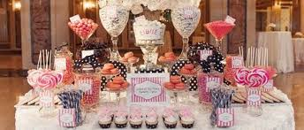 any other recommendations on creating the ultimate candy buffet
