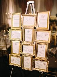 Wedding Seating Chart Frame 30 Most Popular Seating Chart Ideas For Your Wedding Day