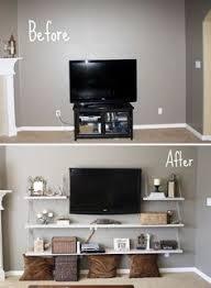 ... Shining Idea Tv Stand 189 Best Living Room Inspiration Images On  Pinterest Bedroom ...