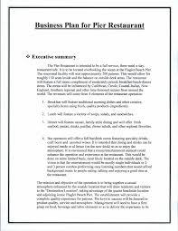 Plans Executive Businesslan Short Template Design For Mac Summary