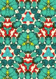 Seeing Kaleidoscope Patterns Best Crystallized Kaleidoscope Paintings Insects Editorial Design