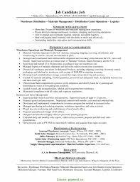 Resume Sample For Warehouse Worker Simple Warehouse Manager Resume Sample Cosy Resume For Warehouse Job 35